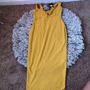 Knot Top Dress